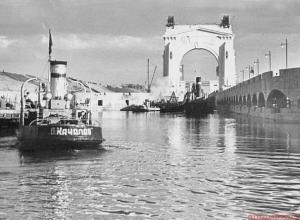 Как строили и запускали Цимлянскую ГЭС и канал