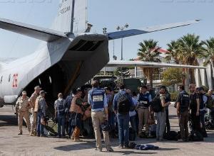 Военные из Морозовска погибли при крушении самолета Ан-26 в Сирии