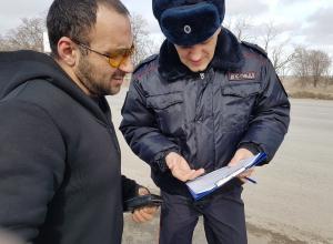 Сотрудники ГИБДД выяснили, сталкивались ли волгодонские водители с фактами взяточничества