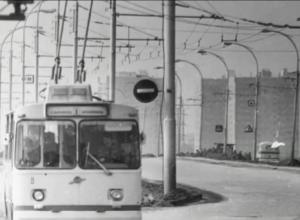 30 июня городские троллейбусы отмечают День рождения