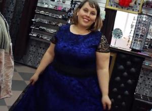Вечернее платье в подарок от проекта «Преображение» получила Анна Гущина