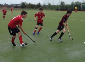 В Волгодонске стартовали финальные игры по хоккею на траве среди юношей