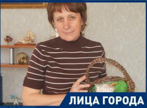 Татьяна Гончарова: «Все мои работы выполнены из газетной «лозы»»