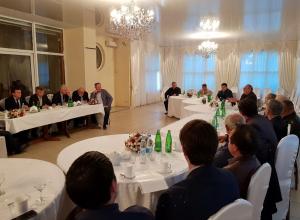 Дороги, «Мармелад» и третий мост стали главными темами встречи строителей Волгодонска