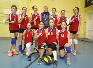 Волгодонские волейболистки доказали, что достойны представлять область на первенстве России