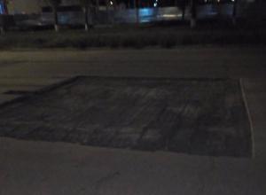 Десятки машин за час лишись колес из-за «ямы-убийцы» на проспекте Курчатова в Волгодонске