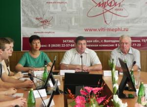 В ВИТИ НИЯУ МИФИ рассказали об уникальной возможности сделать из Волгодонска «АтомГрад XXI века»