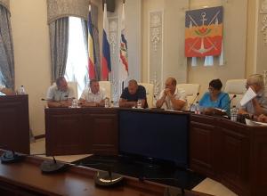 Организацию питания больных в стационарах Волгодонска обсудили депутаты