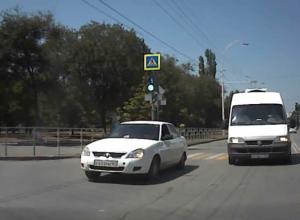 Чем опасны перекрестки рассказал автомобилист из Волгодонска
