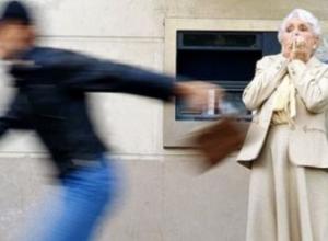 В Волгодонске полицейские задержали вора, ограбившего пенсионерку
