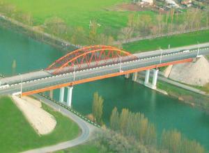 Календарь Волгодонска: открылся новый мост через судоходный канал