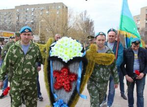 Память героя России Сергея Молодова почтили в Волгодонске