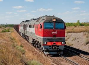 Поезда до Волгодонска поведут тепловозы из Волгограда