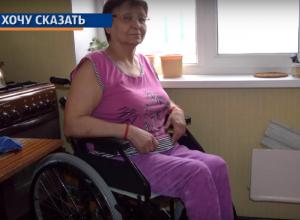 «Хочу сказать»: женщина-инвалид из-за отсутствия пандусов превратилась в пленницу своей квартиры