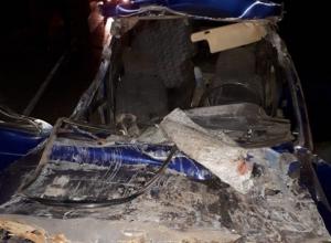 Стали известны подробности смертельной аварии на трассе Волгодонск-Зимовники