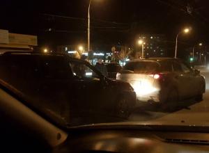 Шустрый водитель «Чери» скрылся с места ДТП, посчитав его незначительным