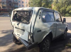 Травму и перелом получила девушка в ДТП с пересечением сплошной в районе вокзала Волгодонска