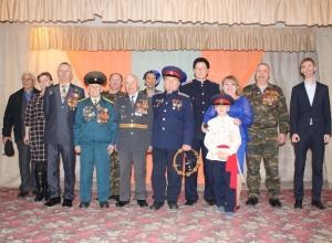 Ветераны Великой Отечественной войны и труженики тыла призвали молодежь Волгодонска к защите Родины