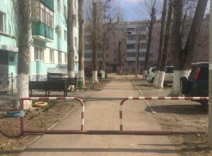 Это фотошоп и провокация, - председатель ТСЖ «Спутник» о странном барьере на улице Горького