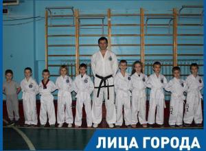 Моим главным достижением является мой клуб, - тренер по тхэквондо Марк Орлов