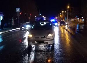 33-летнюю волгодончанку сбил на «зебре» водитель «Рено Сценик»