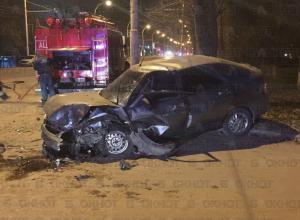 Пьяный водитель ВАЗ-2114 спровоцировал ДТП с пострадавшими и попытался сбежать с места происшествия в Волгодонске
