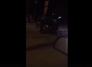 Последствия шокирующего ДТП на Морской в Волгодонске попали на видео