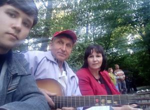 «Камертон» представил Волгодонск на фестивале авторской песни «Созвездие-2018»
