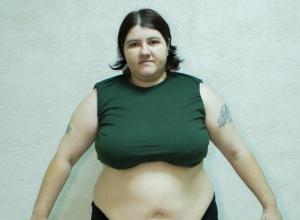 Бывшая спортсменка Нина Воронина хочет похудеть в проекте «Сбросить лишнее»