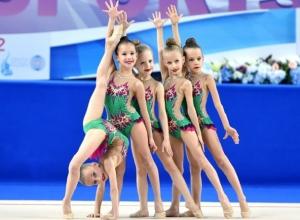 Волгодонские гимнастки в очередной раз оказались лучшими на всероссийских соревнованиях