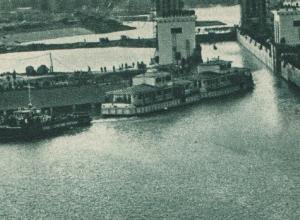 65 лет назад в Волго-Донской канал вошли первые суда