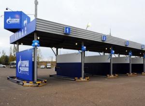 Газпром пообещал в течение 5 лет  построить газовую заправку в Волгодонске