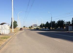 Жители В-9 просят пешеходный переход