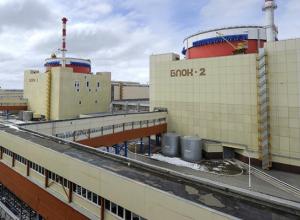 Мощность первого блока РоАЭС снизили после досрочного ППР