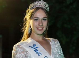 Титул «Мисс Блокнот-2017» завоевала Анастасия Журавлева