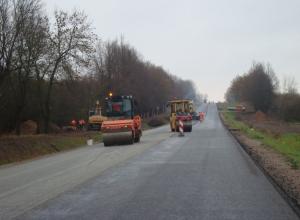 19 километров трассы Ростов-Волгодонск капитально отремонтируют за 250 миллионов рублей