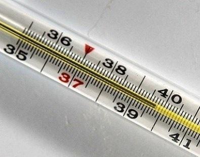 Что делать, если у вас или у вашего ребенка неожиданно поднялась температура