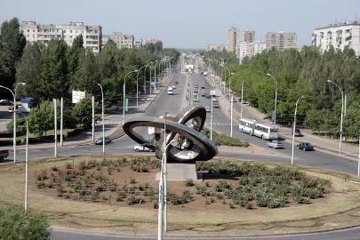 Уровень благоустройства Волгодонска к 2030 году планируют довести до 100%