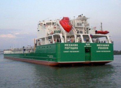 Киев заблокировал, вышедшее из Волгодонска российское судно в порту Херсона на три года