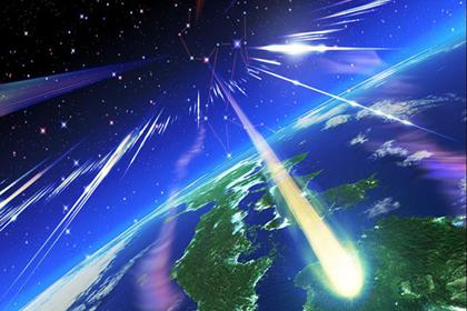 Ночью практически все граждане планеты могли наблюдать метеоритный дождь