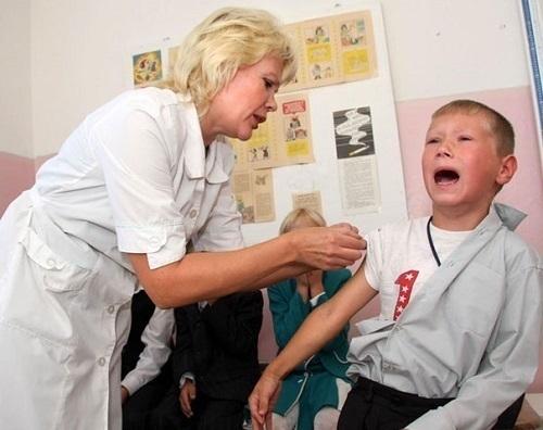 Волгодонцев призывают сделать бесплатную прививку от гриппа