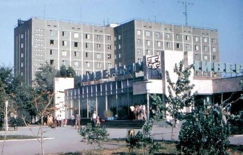 Волгодонск прежде и теперь: здесь был универсам «Молодежный»
