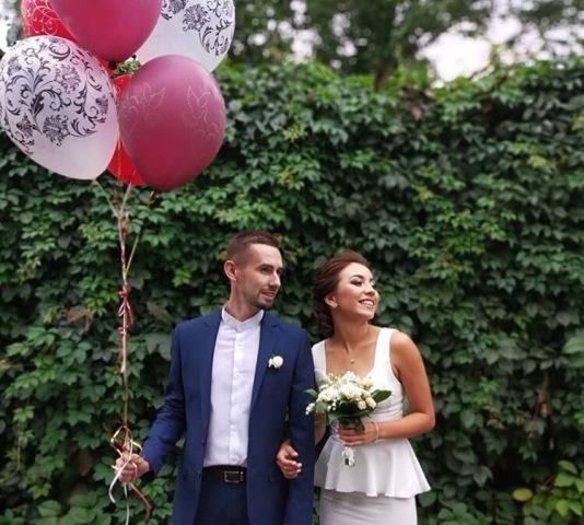 Победительница «Мисс Блокнот -2014»  вышла замуж