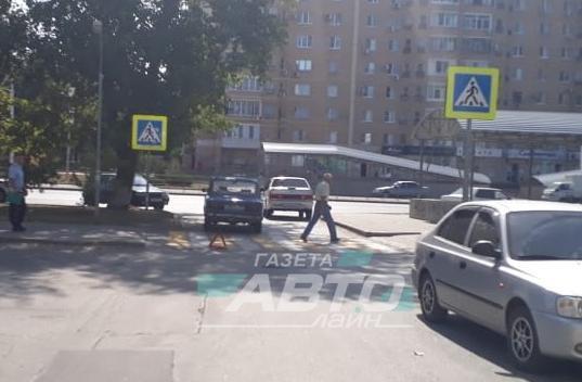 Водитель ВАЗа сбил велосипедиста возле УВД Волгодонска