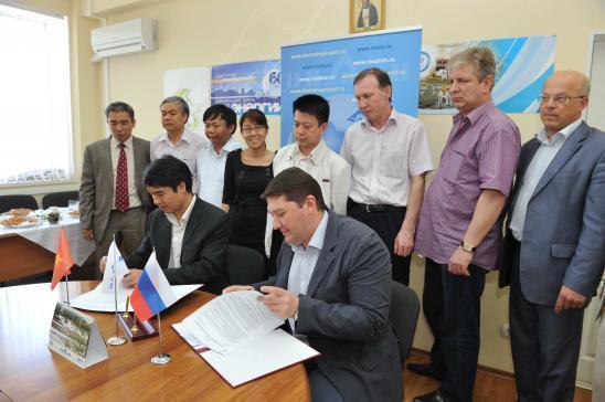 Вьетнамские строители будут стажироваться на стройплощадке Ростовской АЭС
