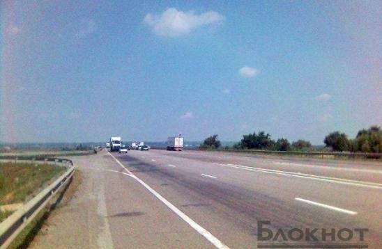 Реконструкцию трассы Волгодонск - Ростов завершат к 2015-му году