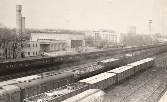 Как станция Добровольская превратилась в Волгодонскую