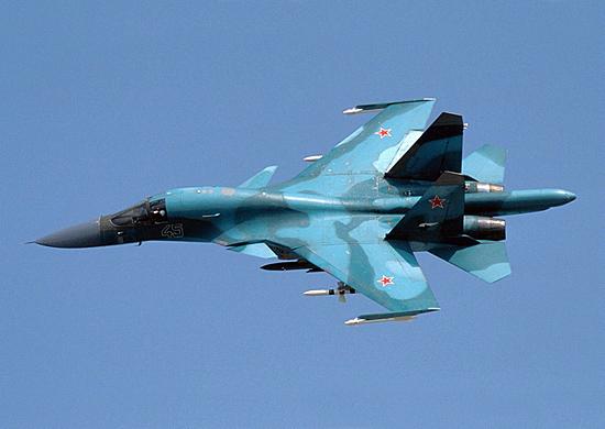 В Морозовске новейшие бомбардировщики летают ночью и на сверхнизких высотах