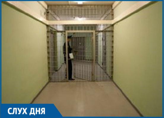 В изоляторе Волгодонска умер человек, - источник