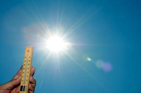 В четверг столбик термометра в Волгодонске дойдёт до отметки +30